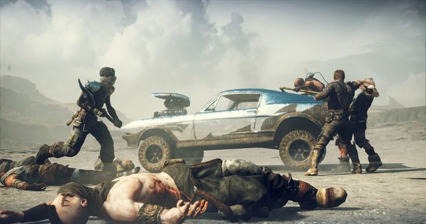 Mad Max PC Crack