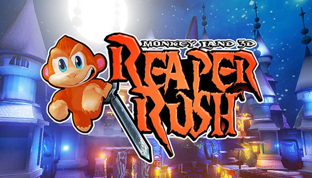 Monkey Land 3D: Reaper Rush Free Download