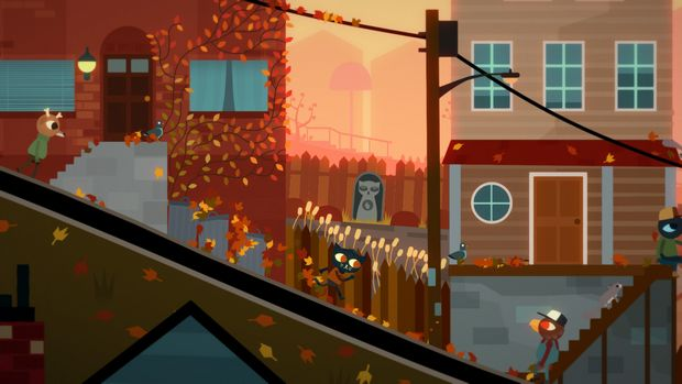 Night in the Woods Torrent Download
