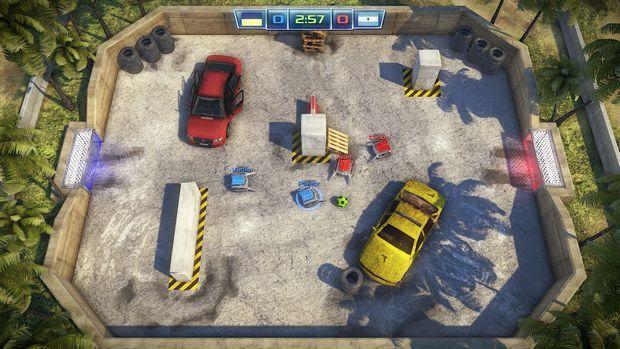 Robot Soccer Challenge Torrent Download