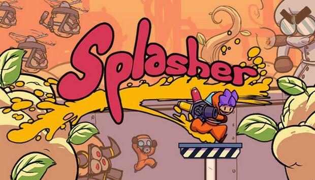 Splasher Free Download