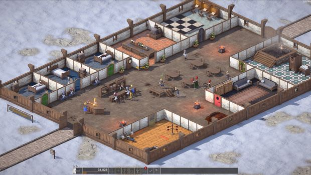 Tavern Tycoon - Dragon's Hangover Torrent Download