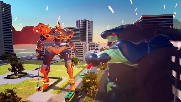 100ft Robot Golf Torrent Download