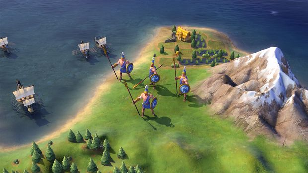 Civilization VI - Persia and Macedon Civilization and Scenario Pack Torrent Download