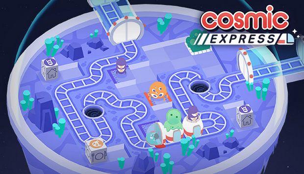 Cosmic Express Free Download