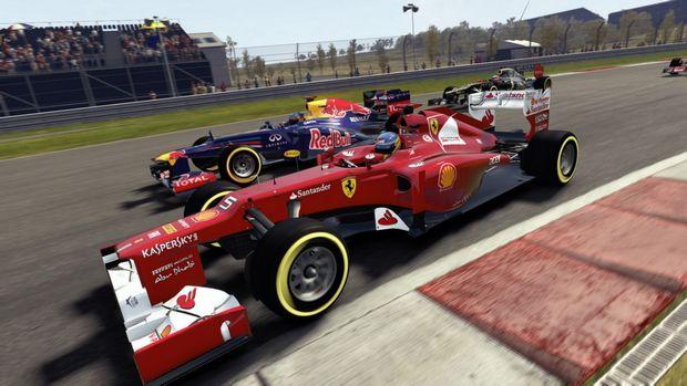 F1 2012 Torrent Download