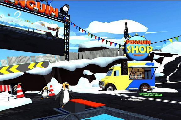 Happy Penguin VR Torrent Download