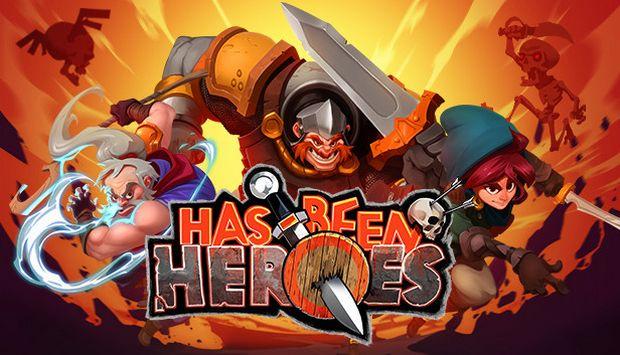 Has-Been Heroes Free Download