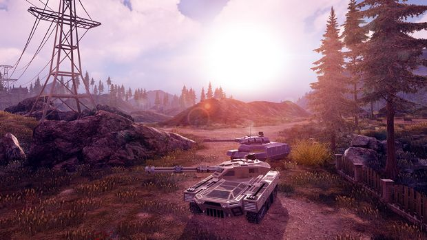 Infinite Tanks Torrent Download