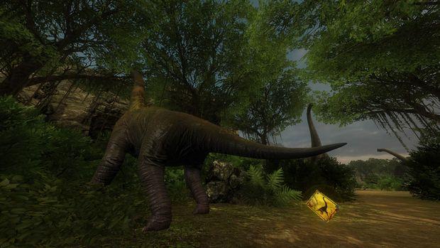 Jungle Dino VR PC Crack