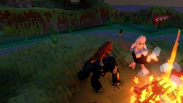 LEGO Worlds PC Crack