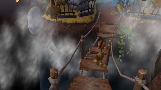 Moorhuhn Crazy Chicken Tales PC Crack