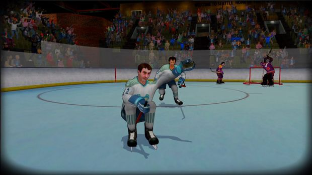 Old Time Hockey PC Crack