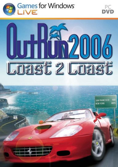OutRun 2006: Coast 2 Coast Free Download