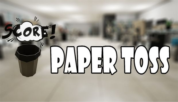 Paper Toss VR Free Download