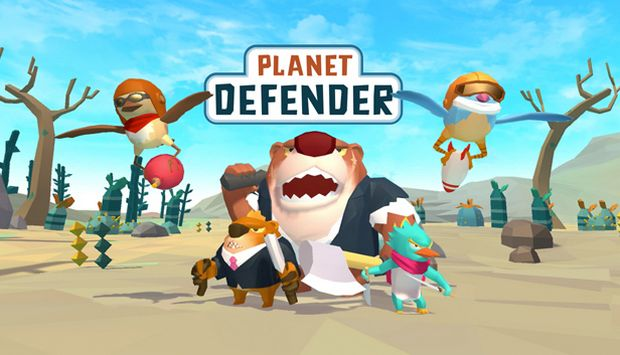 Planet Defender Free Download