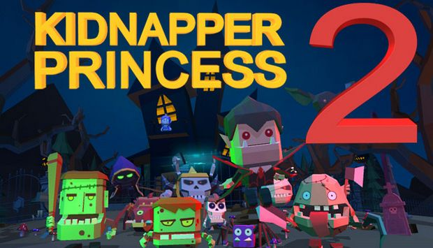 Princess Kidnapper 2 - VR Free Download