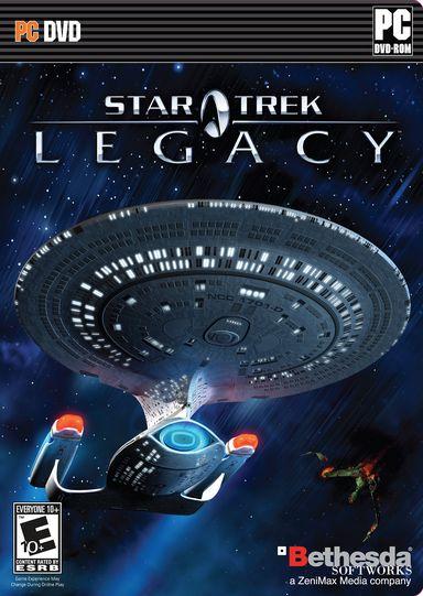 Star Trek: Legacy Free Download