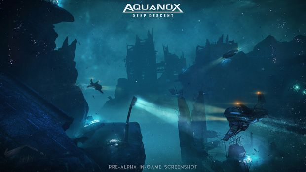 Aquanox Deep Descent PC Crack