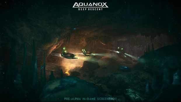 Aquanox Deep Descent Torrent Download