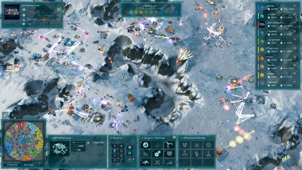 Ashes of the Singularity: Escalation - Overlord 2017 pc game Img-3
