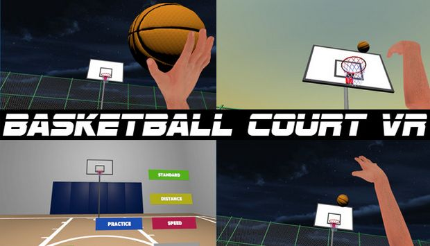 Basketball Court VR