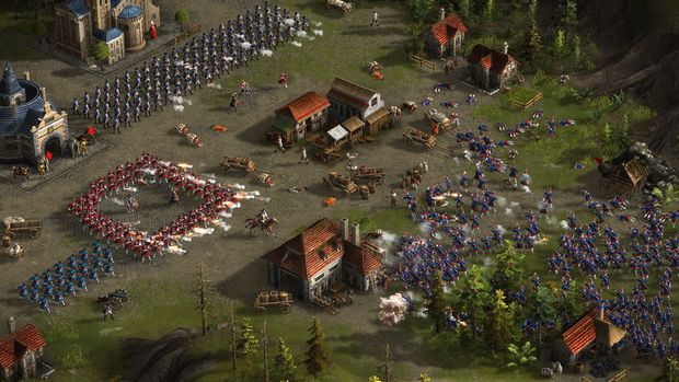 Cossacks 3: Guardians of the Highlands PC Crack