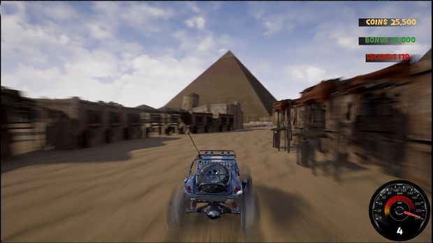 Crazy Buggy Racing Torrent Download