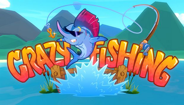 Crazy fishing free download igggames for Crazy fishing videos