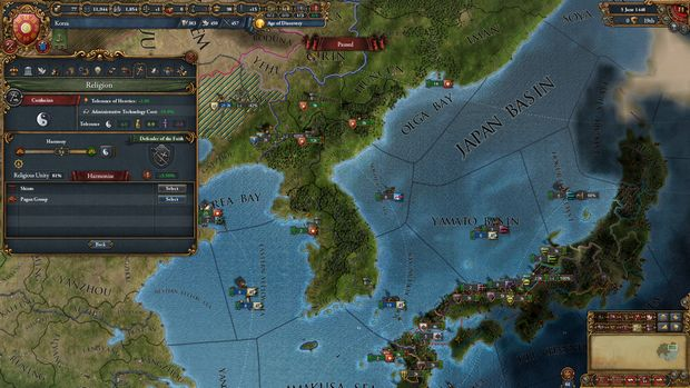 Europa Universalis IV: Rights of Man Torrent Download