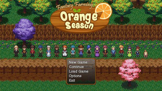 Fantasy Farming: Orange Season Torrent Download