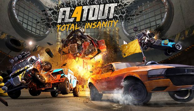 FlatOut 4: Total Insanity Free Download