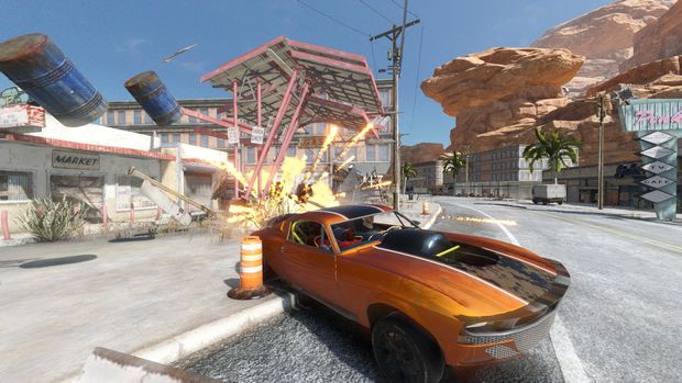 FlatOut 4: Total Insanity PC Crack