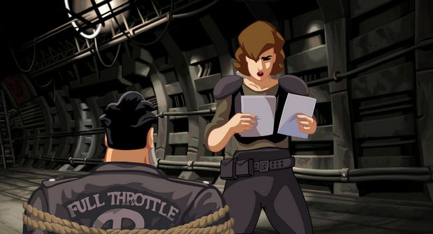 Full Throttle Remastered PC Crack