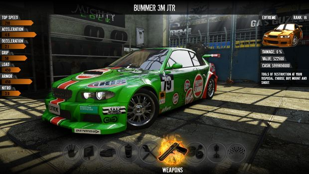 Gas Guzzlers Extreme Torrent Download