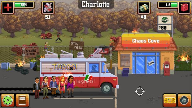 Gunman Taco Truck PC Crack