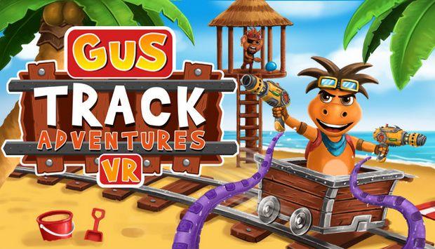 VRゲーム、Gus Track Adventures VR、イメージ