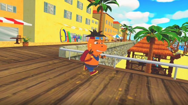 Gus Track Adventures VR Torrent Download
