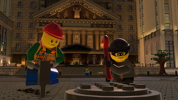 LEGO City Undercover Torrent Download