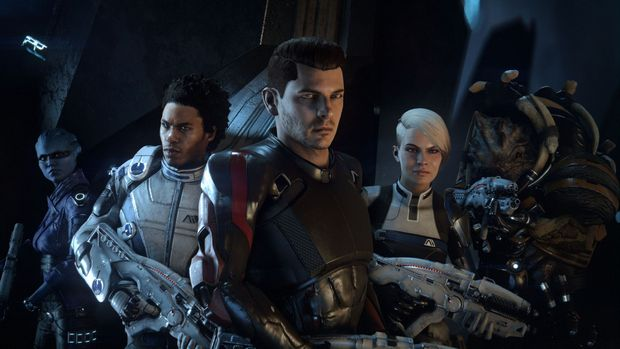 Mass Effect: Andromeda Torrent Download