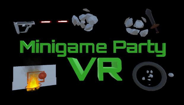 Minigame Party VR Free Download