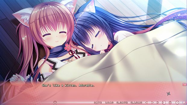 NEKO-NIN exHeart Torrent Download