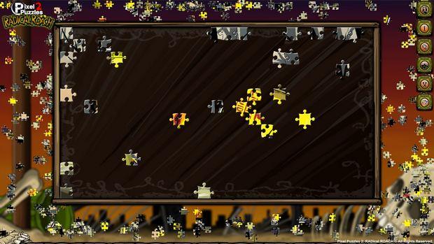 Pixel Puzzles 2: RADical ROACH PC Crack