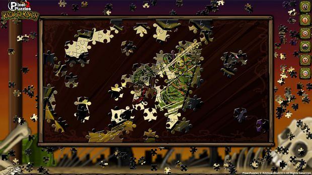 Pixel Puzzles 2: RADical ROACH Torrent Download