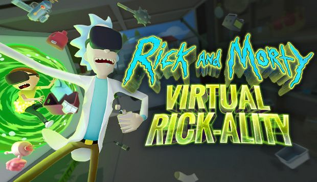 Rick and Morty: Virtual Rick-ality Free Download