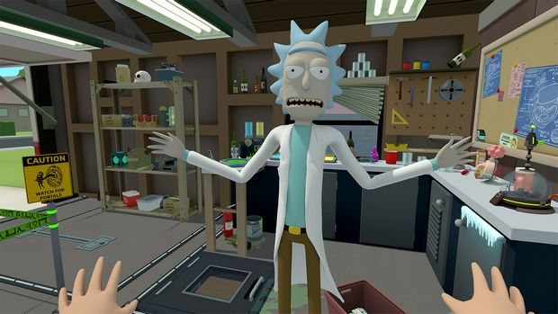 Rick and Morty: Virtual Rick-ality Torrent Download