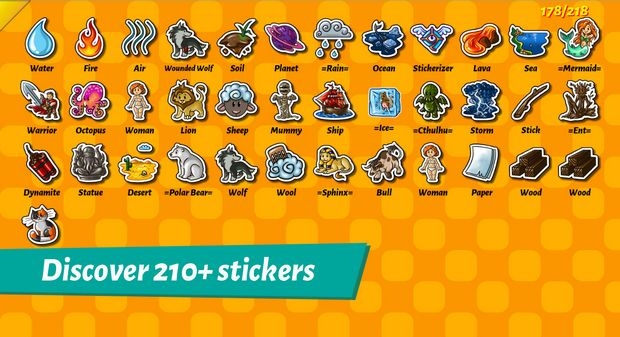 Sticker Craft PC Crack
