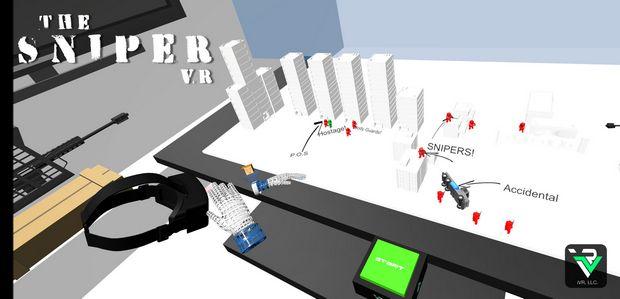 The Sniper VR PC Crack