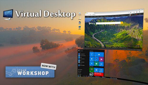 Virtual Desktop Dashboard Game