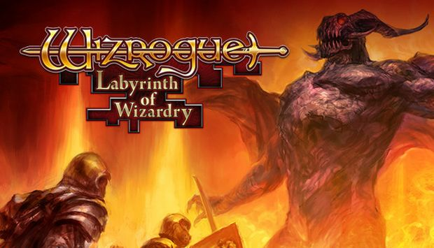 Wizrogue - Labyrinth of Wizardry Free Download